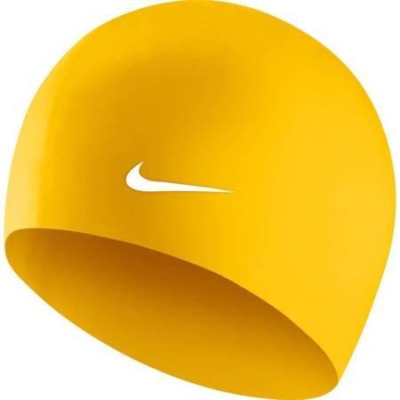 Czepek pływacki Nike Os Solid żółty 93060-705