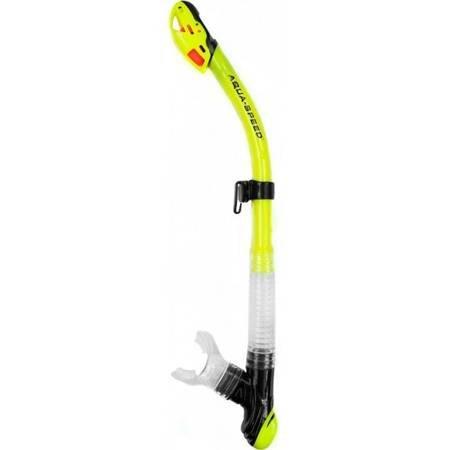 Fajka do nurkowania Aqua-speed Jet kol.18 żółta