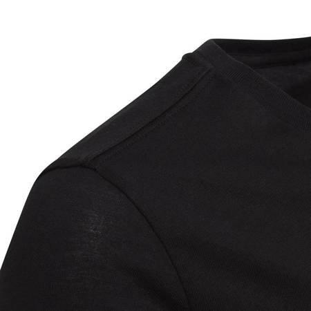 Koszulka dla dzieci adidas YB E Graph Tee czarna DV2954