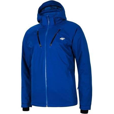 Kurtka narciarska męska 4F niebieska H4Z19 KUMN005 33S