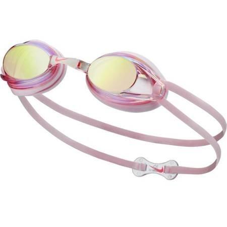 Okulary pływackie Nike Os Remora różowe 93011-953