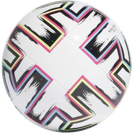 Piłka nożna adidas Uniforia League JR 350gr FH7357