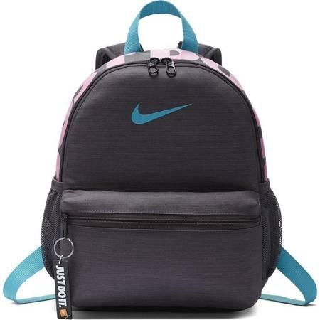 Plecak Nike BRSLA JDI MINI BKPK JUNIOR szary BA5559 082