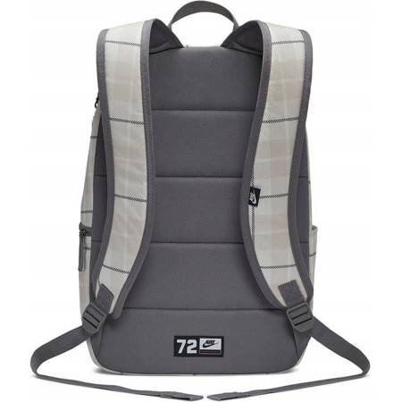 Plecak Nike Hernitage BKPK 2.0 AOP beżowo szary BA5880 030