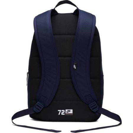 Plecak Nike Hernitage BKPK 2.0 granatowy BA5879 451