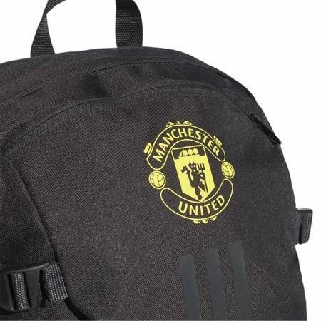 Plecak adidas Manchester United FC BP czarny DY7696