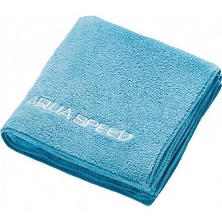 Ręcznik Aqua-speed Dry Coral 350g 70x140 jasny niebieski 02/157