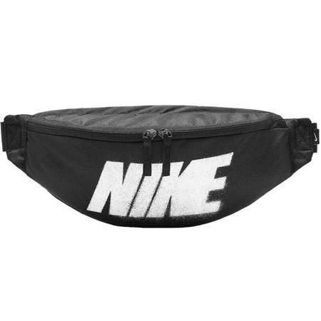 Saszetka Nike Heritage Hip Pack Rebel GFX czarna BA6434 010