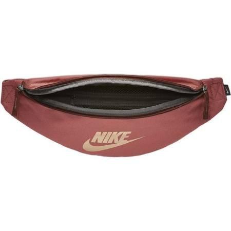 Saszetka Nike Heritage Hip czerwona BA5750 661