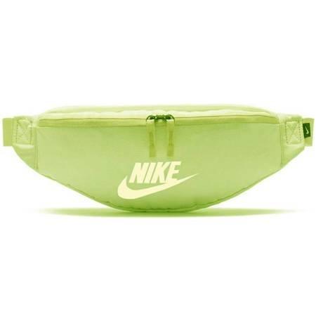 Saszetka Nike Heritage Hip limonkowa BA5750 701