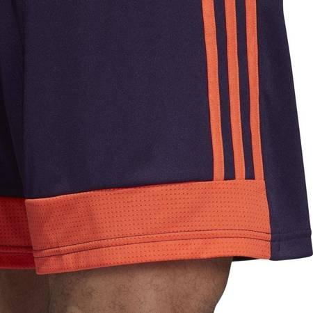 Spodenki dla dzieci adidas Tastigo 19 Shorts JUNIOR fioletowe DP3252
