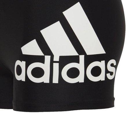Spodenki kąpielowe dla dzieci adidas Young Bos czarne DQ3380