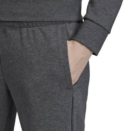 Spodnie damskie adidas W E Lin Pant ciemnoszare EI0657