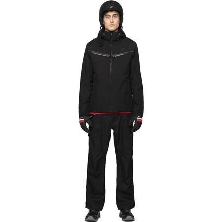 Spodnie narciarskie męskie 4F głęboka czerń H4Z19 SPMN070 20S