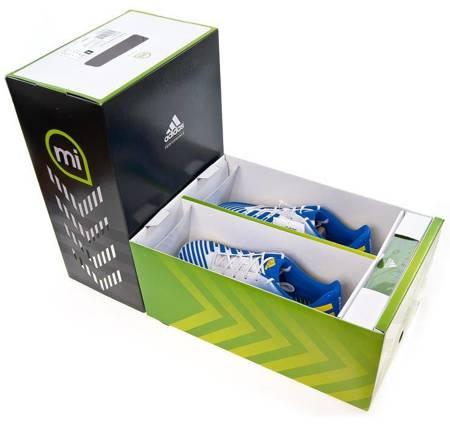 ZESTAW: BUTY adidas PREDATOR LZ TRX FG + MICOACH /L44740